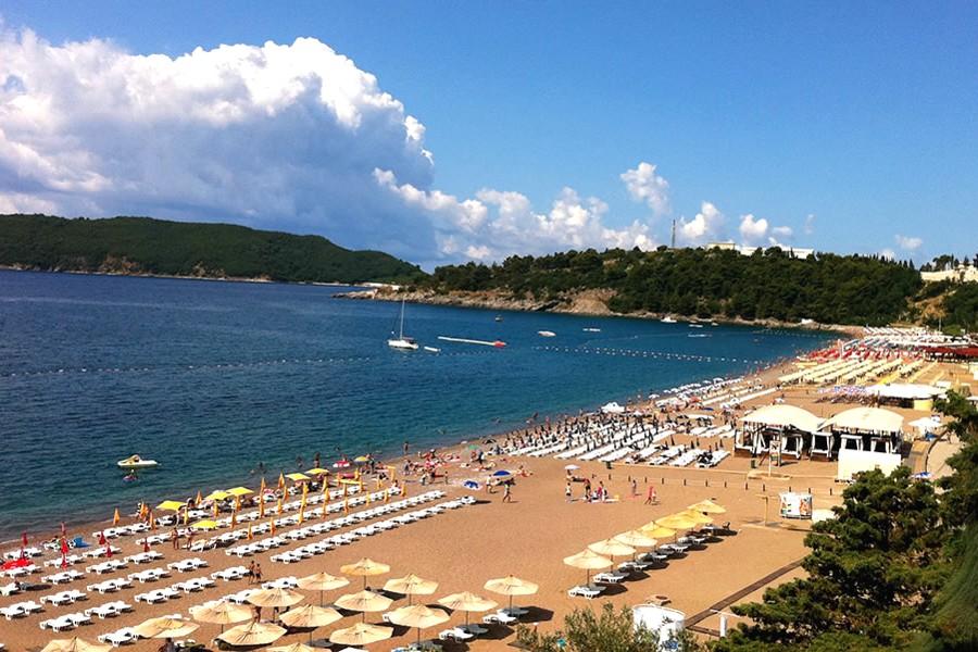 Plaža Bečići