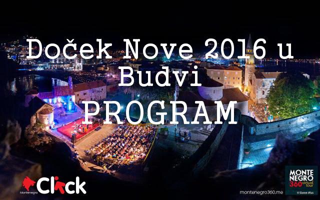 Doček 2016 Budva